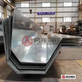 大型12米镀锌板天沟折弯加工
