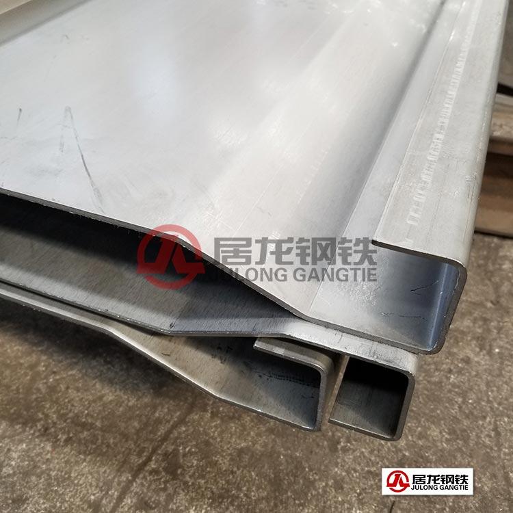 居龙钢铁与国内环保科技公司成功联合开发一款新型C480阳极板
