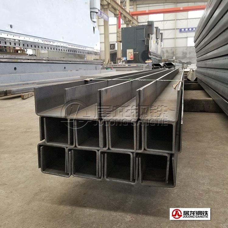 自卸车底板垫梁700高强板